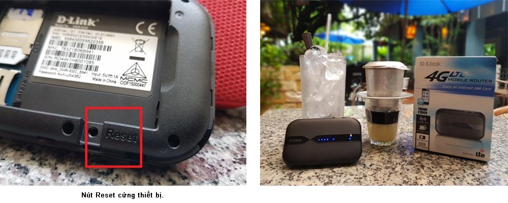 4G Router D-Link DWR-932C-E1